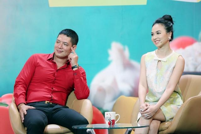Từ khi kết hôn cùng đạo diễn Victor Vũ, Đinh Ngọc Diệp cho biết cô đã có nhiều thay đổi trong thói quen, nếp sống để hoàn thành trách nhiệm người vợ của gia đình.