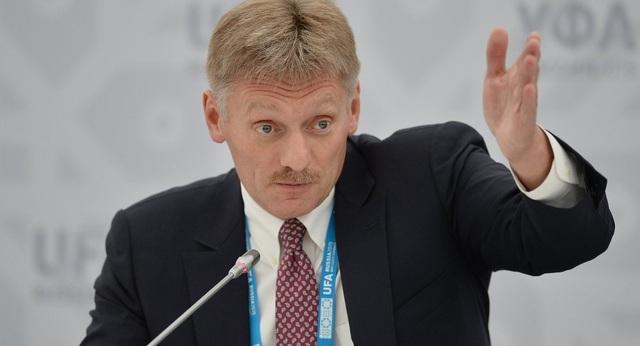 Phát ngôn viên của Tổng thống Nga Dmitry Peskov (Ảnh: Sputnik)