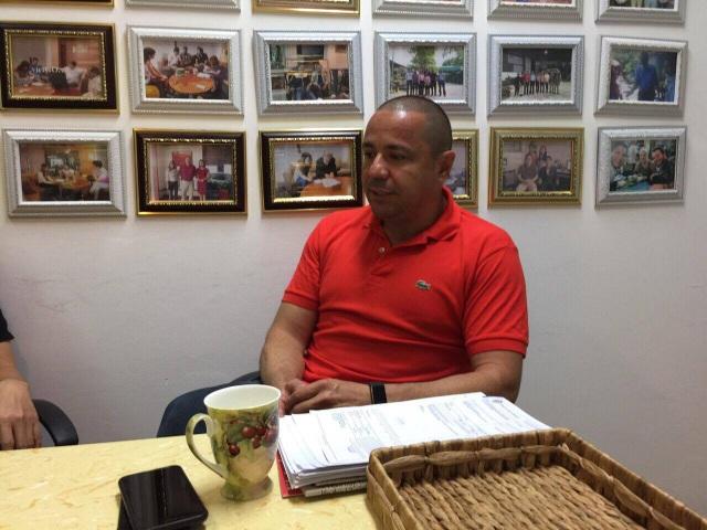 Ông Alonso VinDas, Giám đốc một doanh nghiệp ở Costa Rica