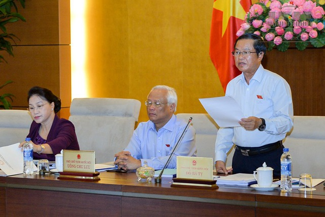 Phó Chủ tịch Quốc hội Đỗ Bá Tỵ đồng ý tổ chức lực lượng kiểm lâm ở cấp trung ương và cấp tỉnh.