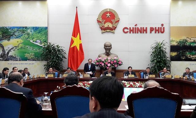 Lãnh đạo Chính phủ, lãnh đạo Uỷ ban TƯ MTTQ Việt Nam chủ trì hội nghị đánh giá kết quả đo lường sự hài lòng của người dân đối với sự phục vụ của cơ quan hành chính nhà nước.