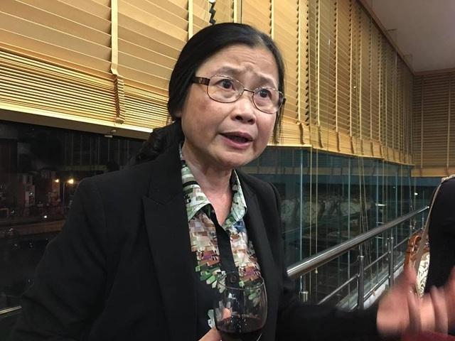 Phó Bí thư thường trực tỉnh Quảng Ninh Đỗ Thị Hoàng.