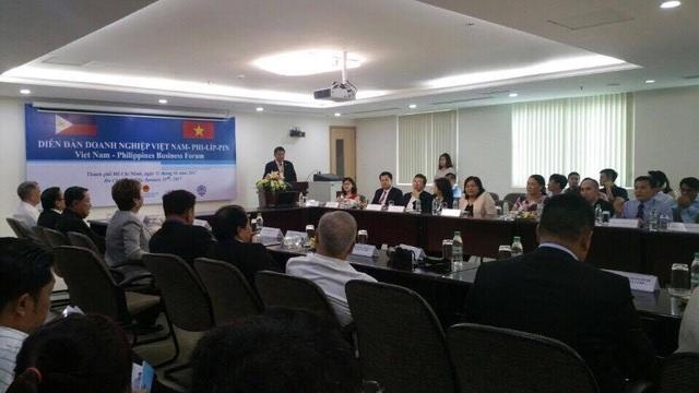 Nhiều cơ hội hợp tác đã được các DN hai bên đề xuất trong buổi giao thương,