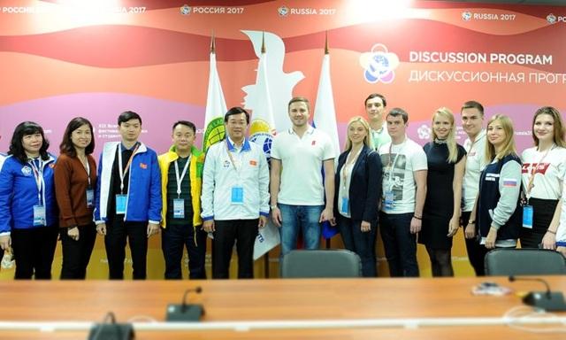 Mời Đội cận vệ trẻ Nước Nga Thống nhất tham gia tình nguyện tại Việt Nam - 3