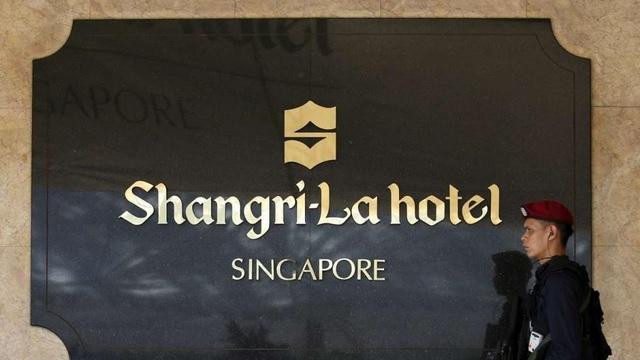 An ninh được thắt chặt tại Đối thoại Shangri-La 2017 (Ảnh: SCMP)