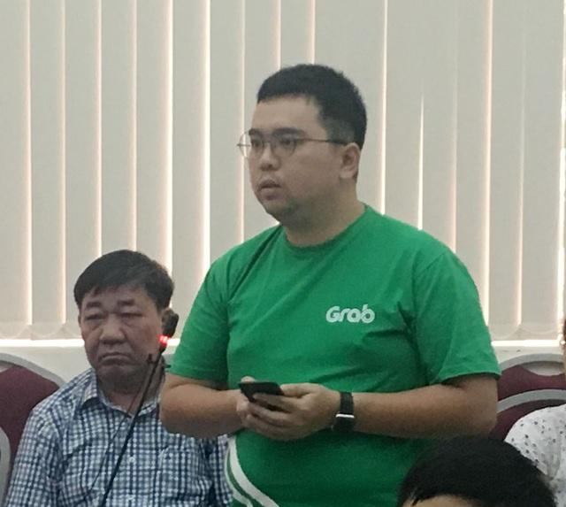 Nguyễn Tuấn Anh - Giám đốc Grab Taxi Việt Nam: Nếu taxi cảm thấy kinh doanh không có lời thì sao không phát triển sang dịch vụ như của Grab?