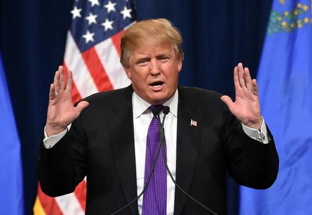 Tổng thống Donald Trump (Ảnh: Getty)