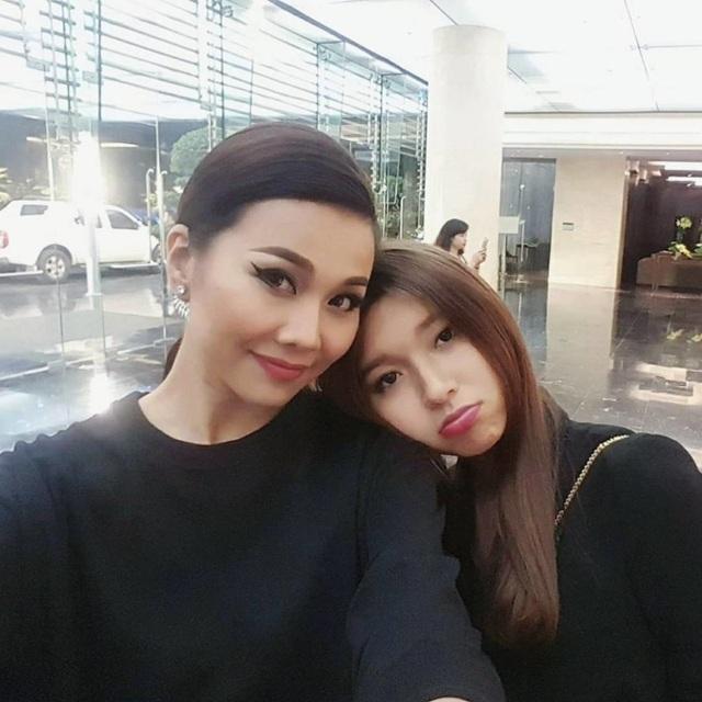 Thực hư chuyện tình đồng giới giữa siêu mẫu Thanh Hằng với Á quân The Face - 3