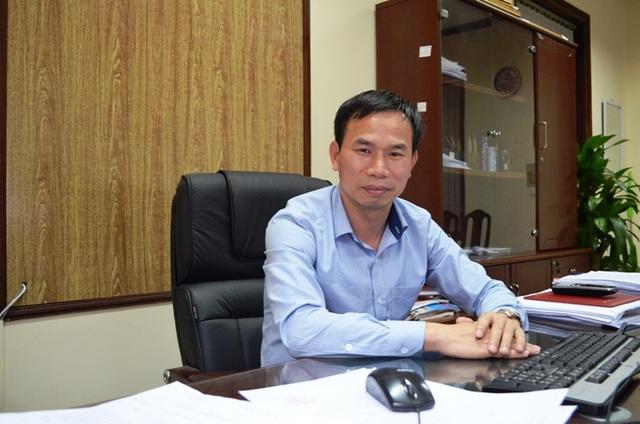 Cục trưởng Cục Kiểm tra văn bản quy phạm pháp luật Đồng Ngọc Ba.