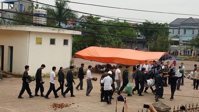 Toàn bộ các chiến sĩ bị giữ đã được thả.
