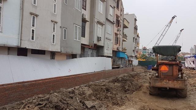 """Dự án nhà phố thương mại đầu tiên """"khủng"""" về tiến độ thi công - 2"""