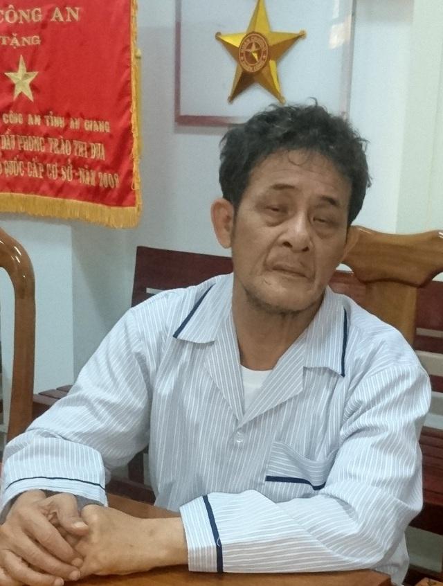 Tại cơ quan điều tra Công an An Giang, đối tượng Lê Thanh Vân đã khai nhận hành vi lừa tiền của trụ trì chùa Phước Hải