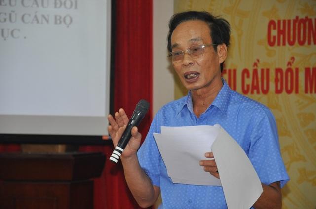 GS. Nguyễn Đức Chính