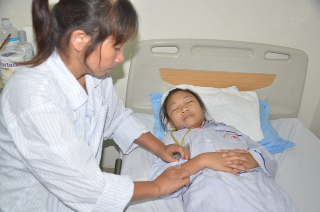 7 lần sinh con, chị mới giữ được duy nhất 1 mình Ngọc Mai còn sống sót.