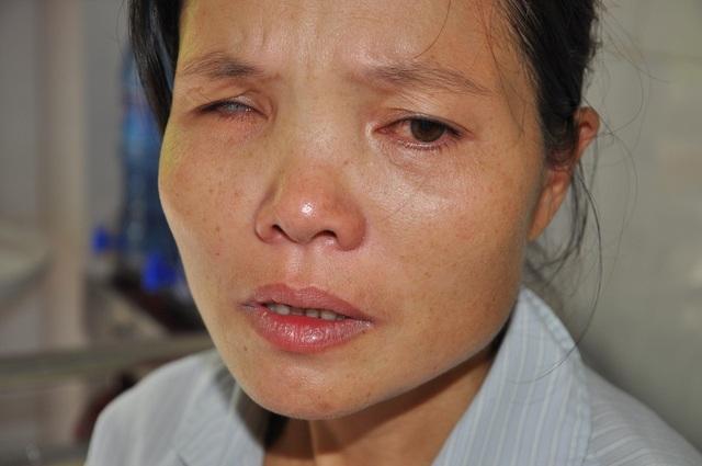 Chị Thu kể lại tình cảnh 12 năm đi thuê nhà của gia đình nên giờ không có gì để bán hay cầm cố cả.