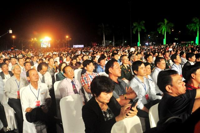 Đông đảo người dân Quảng Nam tham dự sự kiện