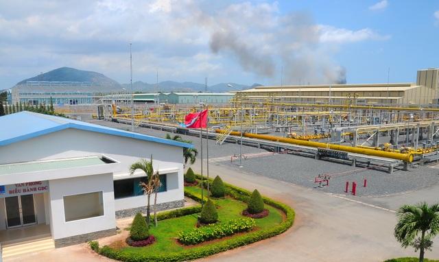 Quy hoạch tổng thể phát triển ngành Công nghiệp Khí Việt Nam - 1