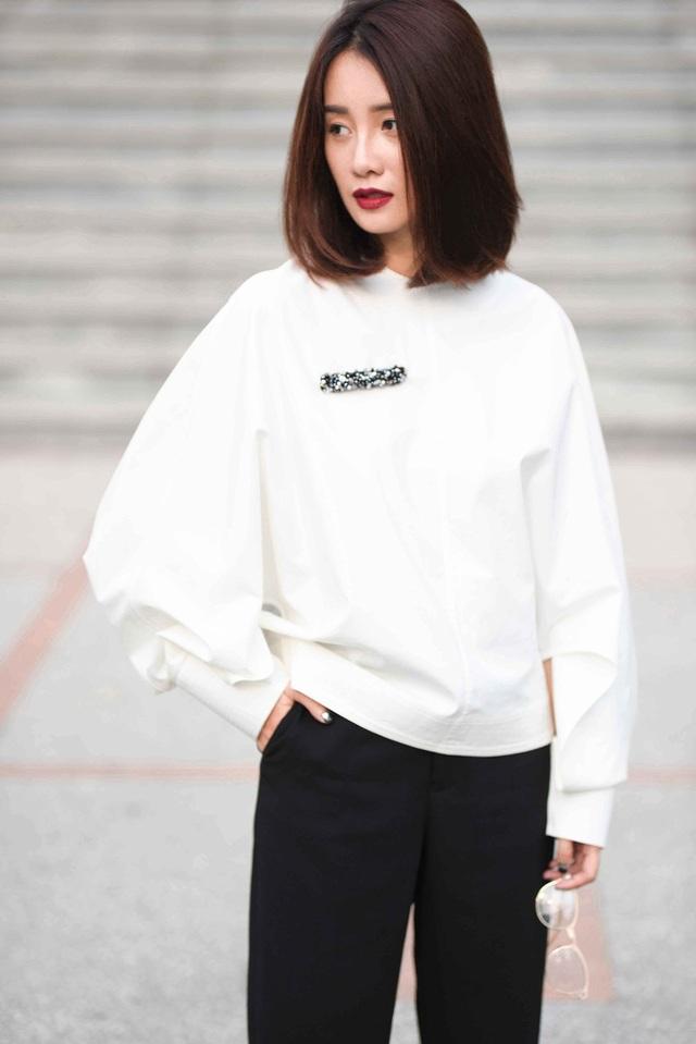 MC Thể thao VTV Quỳnh Chi dẫn chương trình The Remix - 9