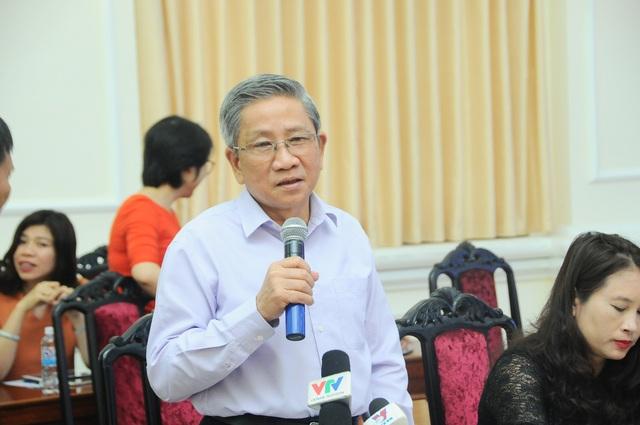 GS Nguyễn Minh Thuyết, Tổng chủ biên Chương trình SGK mới
