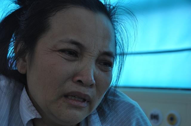 Chị Thủy phát hiện căn bệnh ung thư vú từ năm 2012 nhưng không điều trị bởi chồng cũng phát hiện ung thư trực tràng.