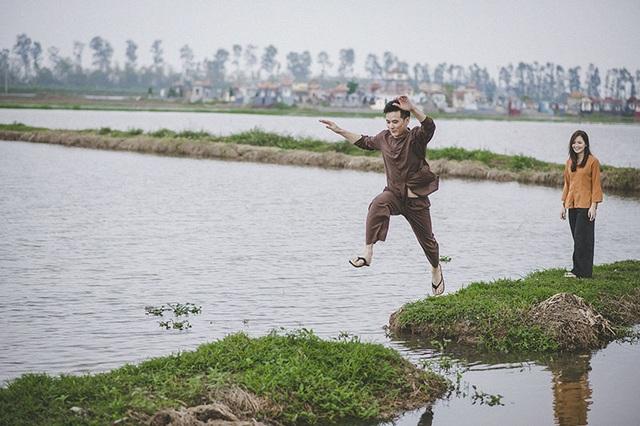 Chồng sắp cưới của Hương là một doanh nhân, sống ở Hà Nội.