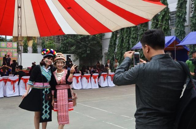 Đây là dịp để các bạn trẻ ở Hà Nội có cơ hội trải nghiệm văn hóa của các dân tộc thiểu số vùng cao.