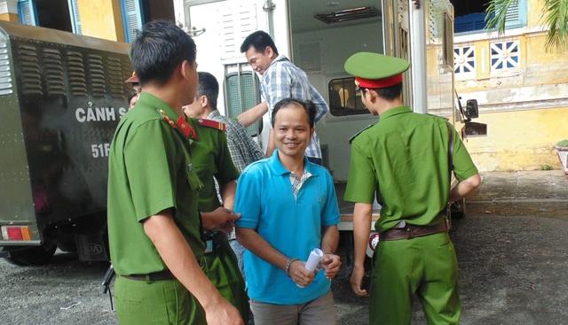 Ông Võ Văn Minh tại phiên tòa phúc thẩm.