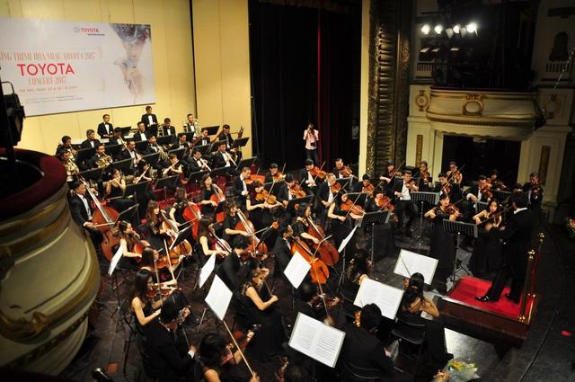 Toyota Concert đã thực sự thành công trong công cuộc mang âm nhạc cổ điển đến gần hơn với người yêu âm nhạc Việt