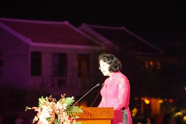 Phó Chủ tịch nước Đặng Thị Ngọc Thịnh phát biểu tại lễ bế mạc