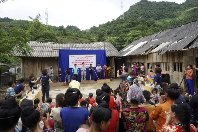 Thêm 2 công trình phòng học Dân trí được khởi công tại Sơn La và Điện Biên - 13