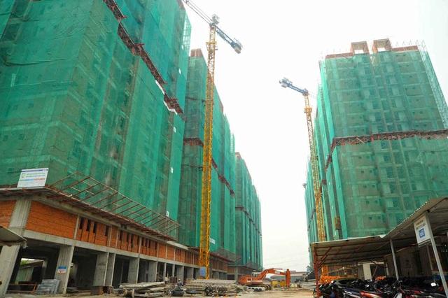 Hưởng lợi từ tuyến Metro số 1 cùng mạng lưới hạ tầng tại khu vực, dự án Him Lam Phú An (từ 1,7 tỷ/căn 2PN) đang có mức tăng giá trị rất khả quan. (Hình: Nguyên Vũ)