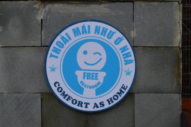 Logo để du khách nhận biết