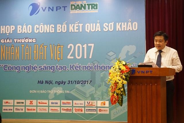 Ông Huỳnh Quang Liêm, Phó Tổng Giám đốc VNPT, cho biết đã triển khai nhiều hoạt động hỗ trợ cho các startup trẻ.