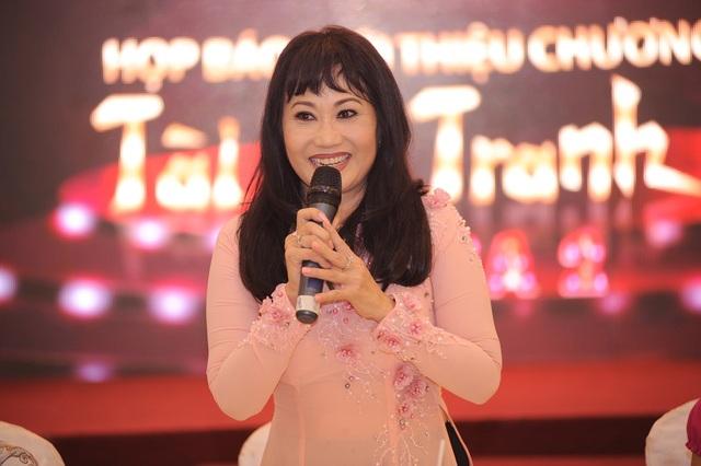 Nghệ sĩ cải lương Thanh Hằng - giám khảo của chương trình năm nay cũng rất yêu thích và theo dõi chương trình từ mùa một. Nghệ sĩ Thanh Hằng chia sẻ, chị cũng từng mong muốn sẽ có một tiết mục tham gia trong chương trình.