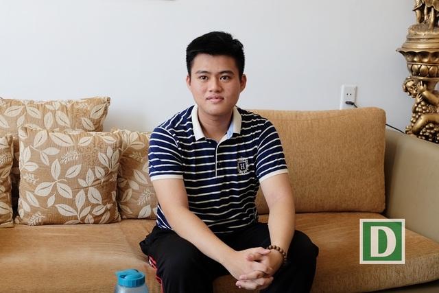Nguyễn Phan Chánh Đạt - tân thủ khoa ĐH Kinh tế Đà Nẵng