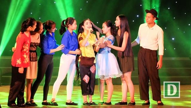 Nhiều nghệ sĩ, nhóm, câu lạc bộ thiện nguyện cùng biểu diễn trong chương trình