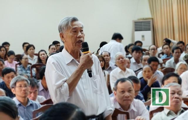 Cử tri Lê Thọ Truyền:Chúng tôi rất buồn trước thông tin UBKT TW công bố sai phạm của hai lãnh đạo thành phố.