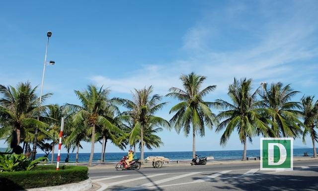 Công tác chỉnh trang đô thị đảm bảo mỹ quan và vệ sinh môi trường ở Đà Nẵng đã cơ bản hoàn tất, sẵn sàng cho sự kiện Tuần lễ Cấp cao APEC