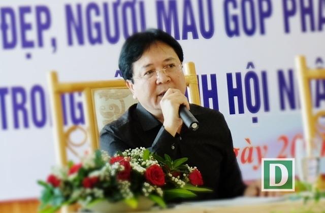Thứ trưởng Bộ VH-TT-DL Vương Duy Biên: Nên chăng cần mở rộng đối tượng thí sinh được dự các cuộc thi người đẹp quốc tế?