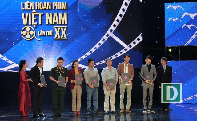 Các nghệ sĩ nhận giải thưởng của Ban Giám khảo