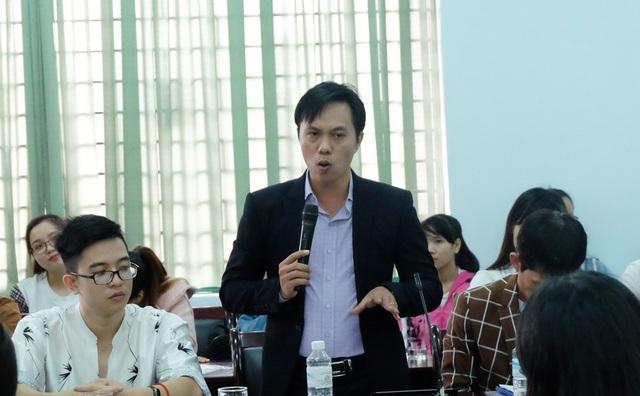 Ông Nguyễn Viết Trãi - Công ty DL Mai Linh miền Trung: Tự hỏi công việc cần gì ở mình rồi tích luỹ kinh nghiệm