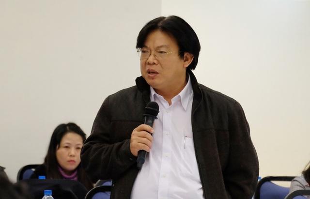 Ông Hà Thanh Quốc - Giám đốc Sở GD&ĐT Quảng Nam: Tôi đề nghị trong định nghĩa nhà giáo cần mở rộng bao gồm cả cán bộ quản lý GD đã từng có thời gian đứng lớp giảng dạy
