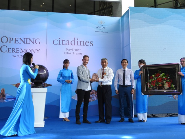 Ascott  khai trương tòa nhà khách sạn - căn hộ thương hiệu Citadines đầu tiên tại Việt Nam - 2