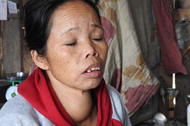 Nỗi lo của bà Tuệ là chẳng may 2 vợ chồng mất đi, ai sẽ chăm sóc đứa con trai bị bại não