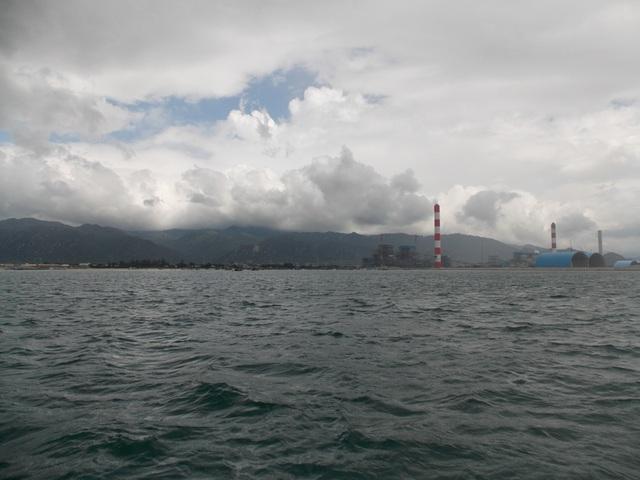 Khu vực biển được cấp phép nhận chìm gần 1 triệu m3 vật chất
