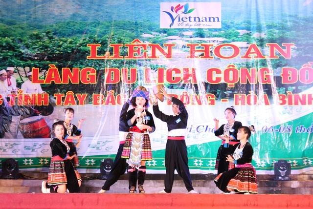 Khai mạc Liên hoan làng du lịch cộng đồng các tỉnh Tây Bắc mở rộng 2017 - 1