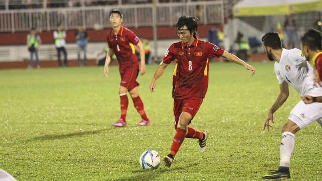 Sử dụng lực lượng U23 cho chiến dịch vòng loại Asian Cup 2019 là sự mạo hiểm (ảnh: Trọng Vũ)