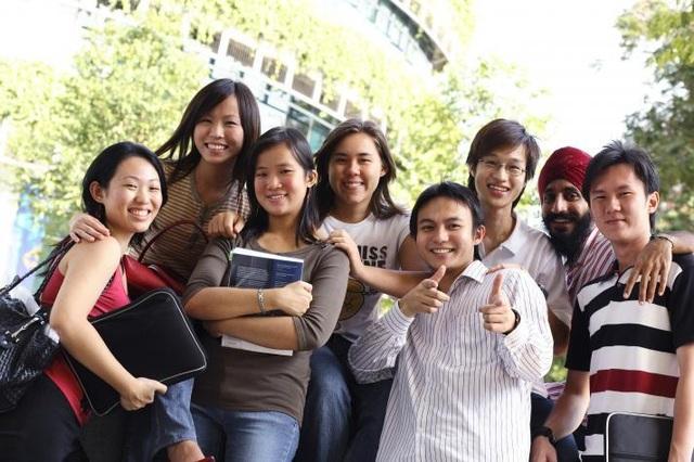 Trò chuyện cà phê cùng trường TMC Academy - Hỗ trợ vé máy bay một chiều tới Singapore - 2