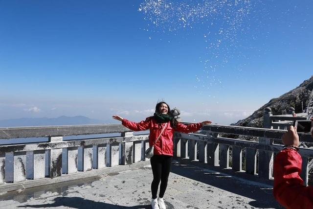 Đẹp ngỡ ngàng Lễ hội mùa đông Sun World Fansipan Legend - 5