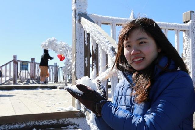 Đẹp ngỡ ngàng Lễ hội mùa đông Sun World Fansipan Legend - 7